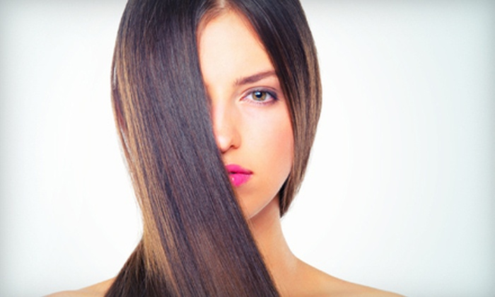 Ever Lasting Make-Up - Loose Ends: $129 for a Keratin Hair-Smoothing Treatment at Ever Lasting Make-Up ($300 Value)