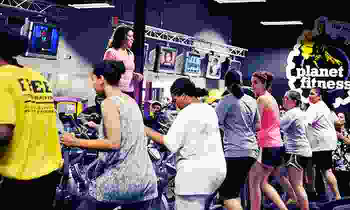 Planet Fitness - Multiple Locations: $99 for a 14-Month Gym Membership to Planet Fitness ($199 Value)