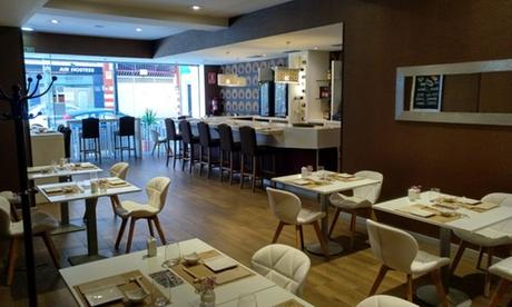 Menú poke bowls o menú japonés a elegir con bebida desde 14,95€ en Oslo Sushi
