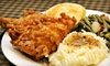 Honey's Kettle Fried Chicken - West Los Angeles: Homestyle Fare at Honey's Kettle Restaurant & Bakery (Up to 53% Off). Two Options and Two Locations Available.