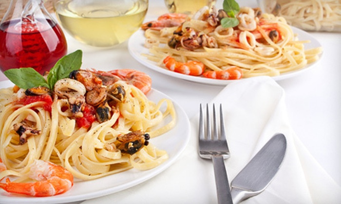 Poppy's Place - Northeastern Queens: Italian Meal with Appetizers, Entrees, and Desserts for Two or Four at Poppy's Place in Floral Park (Up to 58% Off)