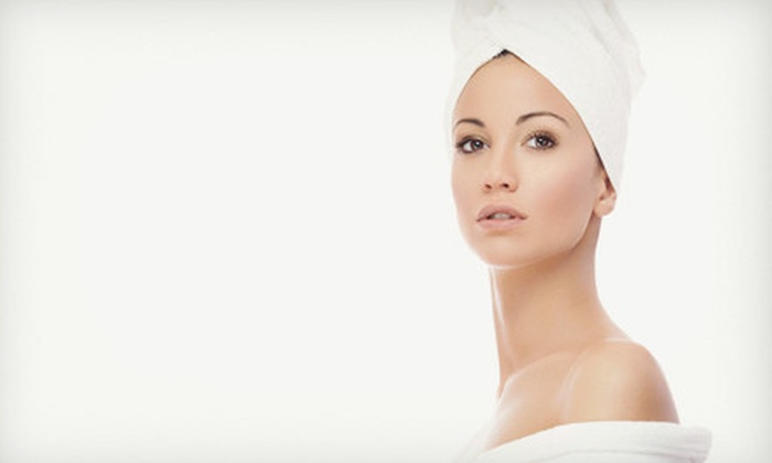 DaySpa Millburn - Millburn: Massages and Facials at DaySpa Millburn (Up to 60% Off). Four Options Available.
