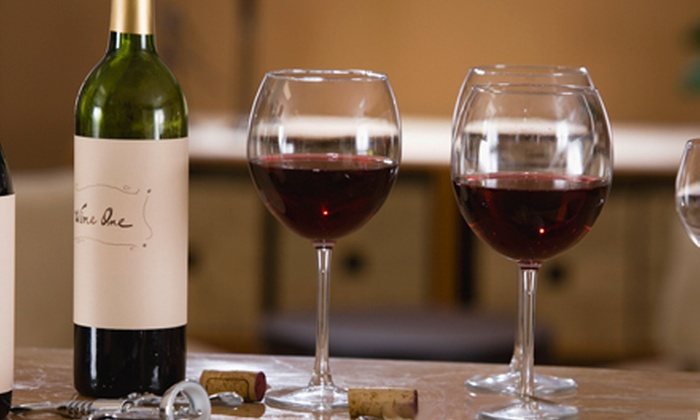 OurWineShop - Nashville: $59 for an In-Home Wine-Tasting Event from WineShop At Home ($150 Value)