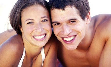 Teeth Whitening with Optional Dental Exam at Lake Ridge Dental Care (Up to 75% Off)