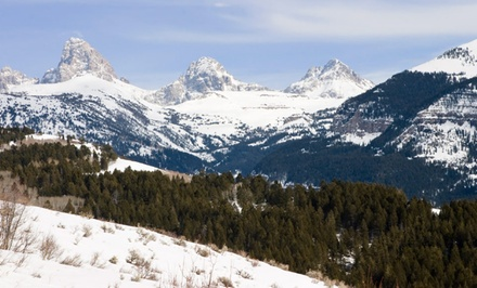 Groupon Deal: 1- or 2-Night Stay at Jackson Hole Lodge in Jackson, WY