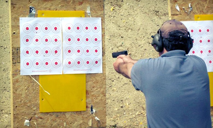 Weaponcraft - Riverton: $85 for a Basic Handgun Training Course at Weaponcraft ($175 Value)