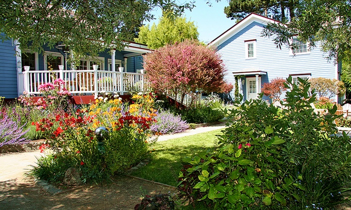 Olallieberry Inn Bed And Breakfast Cambria Ca