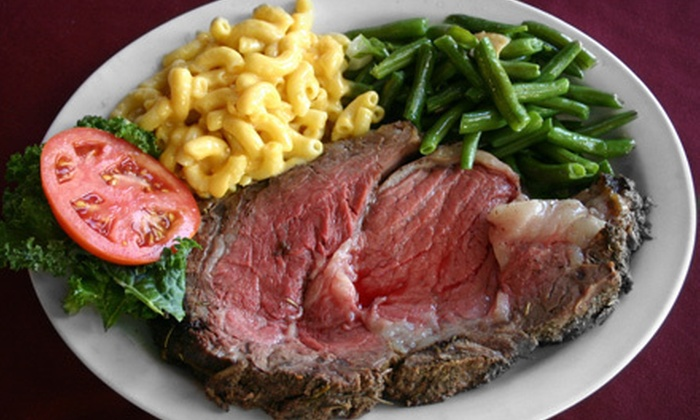 Tierney's Café & Tavern - Lewisville: American Food at Tierney's Café & Tavern (Half Off). Three Options Available.