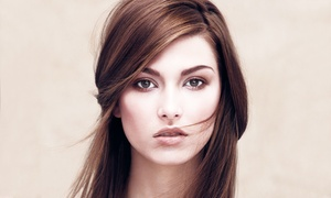 Drew James Aveda Salon Spa: Salon and Spa Services at Drew James Aveda Salon Spa (46% Off). Two Options Available.