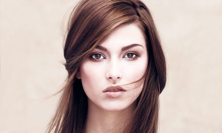 Salon and Spa Services at Drew James Aveda Salon Spa (46% Off). Two Options Available.