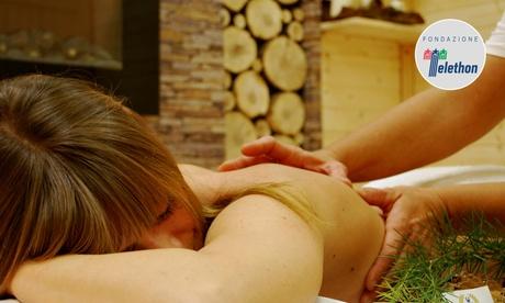 Massaggio a scelta tra 6 opzioni come Vital Stone o Shell Massage da 60 minuti con Holistic Sport Massage (sconto 56%)