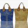 Yoki Studded Handbag