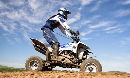 Full-Day Park Access or Two-Hour ATV Rental at Durhamtown Offroad Park (Up to 51% Off)