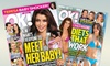 """OK!"" Magazine: $24.99 for a One-Year Subscription to ""OK!"" Magazine ($59.95 Value)"