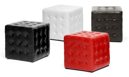 Cube Ottomans Groupon Goods