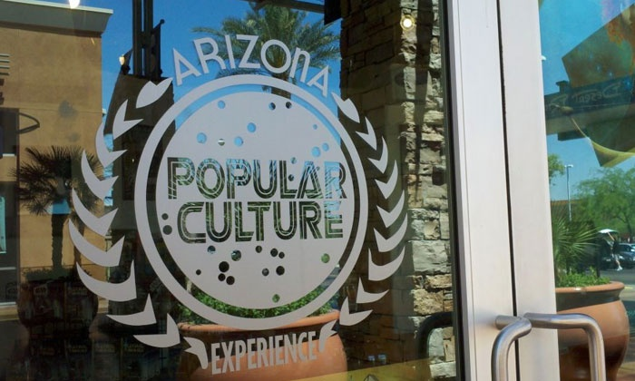 Arizona Pop Culture Experience - Paradise Valley: Museum Visit for Four, Six, or Eight at Arizona Pop Culture Experience (Up to 55% Off)