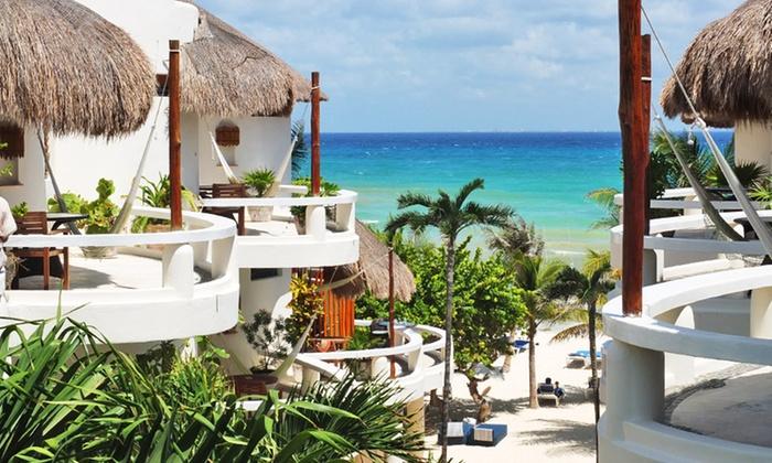 Playa Palms Beach Hotel In Playa Del Carmen Mx