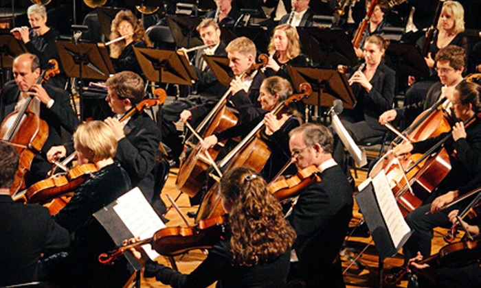 """Picture the Dream"" - Multiple Locations: ""Picture the Dream"" Concert for Two or Four from Plymouth Philharmonic Orchestra on Saturday, September 29 (Up to 60% Off)"