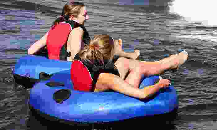 Destination Sports - Park City: June River Tubing Trip for Two or Four at Destination Sports (Up to 35% Off)
