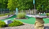 Broadway Driving Range & Miniature Golf - Broadway Driving Range & Miniature Golf: 4 or 8 Buckets of Range Balls or Rounds of Mini Golf at Broadway Driving Range & Miniature Golf (Up to 53% Off)