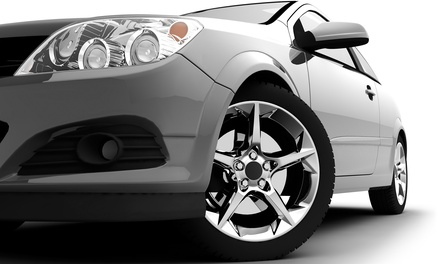 Deluxe Detail for a Sedan or SUV/Minivan, or Headlight Restoration at Elite Motorcar Polishing (Up to 52% Off)