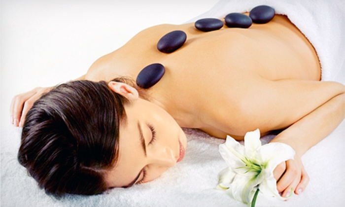 Organic Spa Girl - Grand Ledge: $49 for a Hot-Stone Massage, Hand and Foot Exfoliation, and Hydration Treatment at Organic Spa Girl ($105 Value)