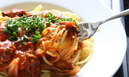 image for 5% Cash Back at Frankie & Ava's Italian Eatery
