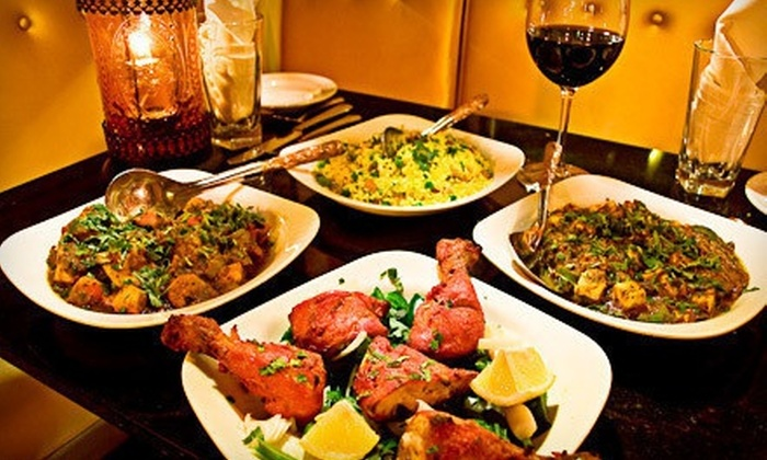 Little India - Multiple Locations: $10 for $20 Worth of Indian Cuisine at Little India