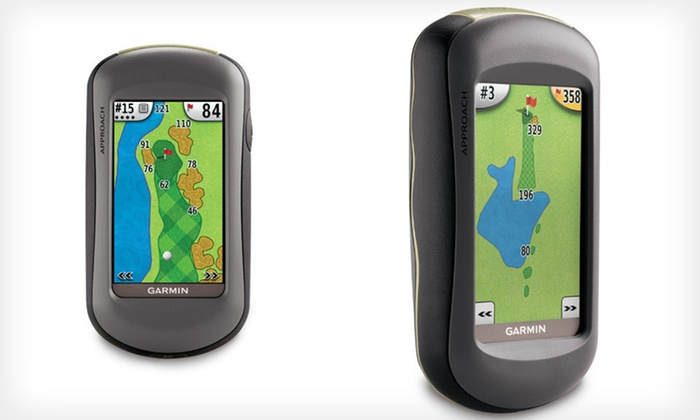 Garmin Approach G5 Touchscreen Golf GPS: $195 for a Garmin Approach G5 Waterproof Touchscreen Golf GPS ($269.99 List Price). Free Shipping.