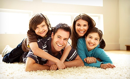 Carpet Cleaning for Three Rooms and One Hallway or an Entire House from The Vacuum Expert (Up to 75% Off)