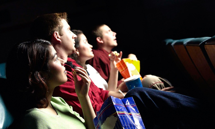 Parkade Cinemas - Manchester: Movie and Popcorn for Two, Four, or Six, or a Movie Birthday Party at Parkade Cinemas (Up to 49% Off)