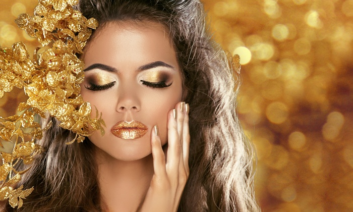 Flawless Makeover Studios  - Multiple Locations: Fashion Makeover Photoshoot for Two with Prints at Flawless Makeover Studios (82% Off)