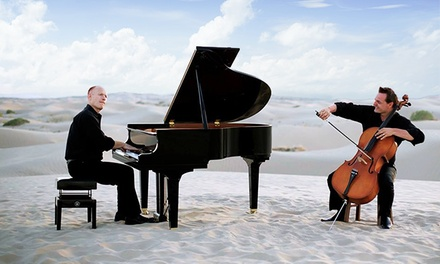The Piano Guys at Fox Theatre on September 4 at 8 p.m. (Up to 50% Off)