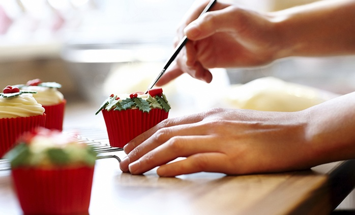 Cake Baking and Designing Course with EventTrix (85% Off)