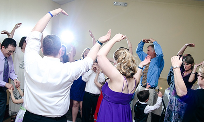 DJ Brian Jay - Raleigh: $448 for $895 toward 4 hours of services with DJ Brian Jay