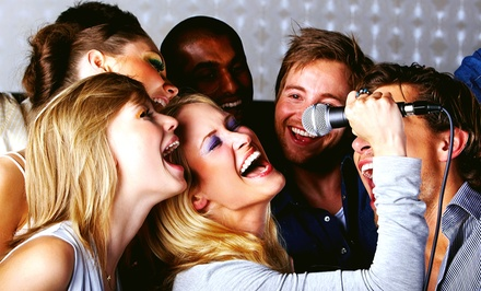 Three Hours of Public-Room Karaoke at Muz Karaoke (Up to 54% Off)