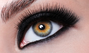 Lisa's Beauty Salon: Natural Eyelash Extensions with Option for More Volume at Lisa's Beauty Salon (Up to 56% Off)