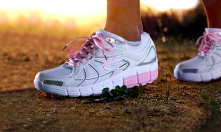 $45 for $100 Worth of Shock-Absorbing Footwear from Gravity Defyer