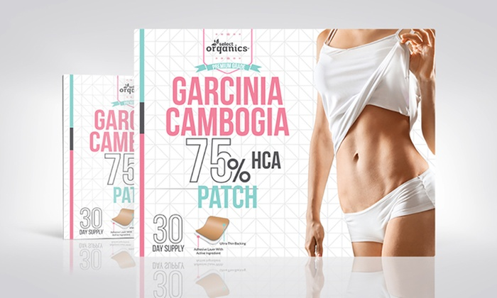 garcinia cambogia slimming patches review