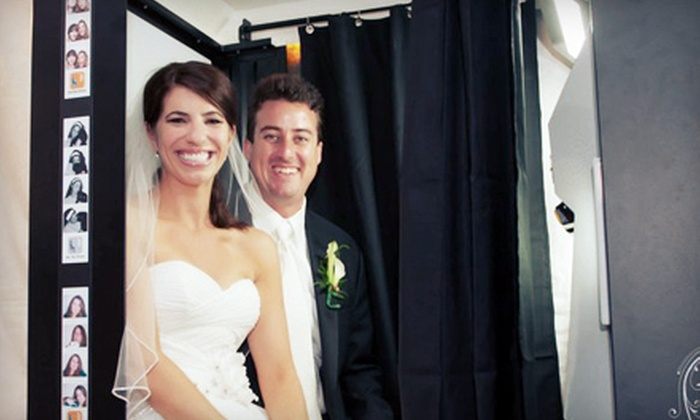 OC Photo Booth Rental - Mariners Mile: $475 for a Three-Hour Photo-Booth Rental from OC Photo Booth Rental ($999 Value)