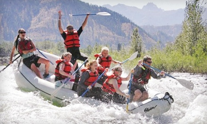 Orion River Expeditions - Cashmere: Weekend or Weekday Whitewater-Rafting Trip on the Wenatchee from Orion River Expeditions in Cashmere (Half Off)