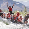 Half Off Whitewater Rafting in Cashmere