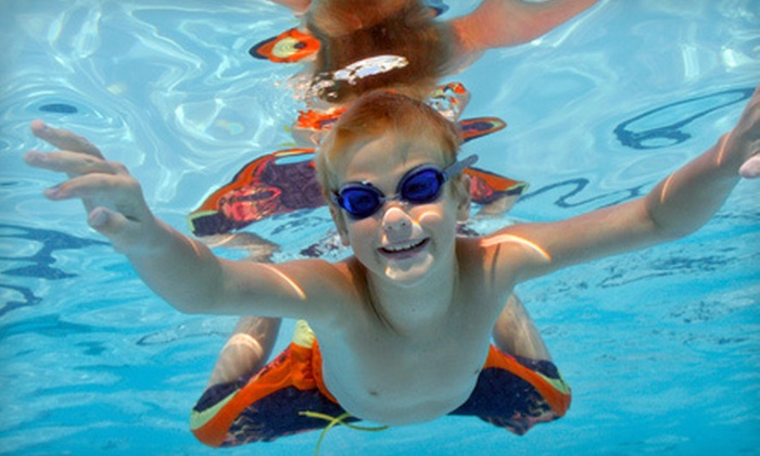 Waterworks On Wheels - Multiple Locations: Eight Swim Lessons for One or Two Children at Waterworks on Wheels (Up to 57% Off)