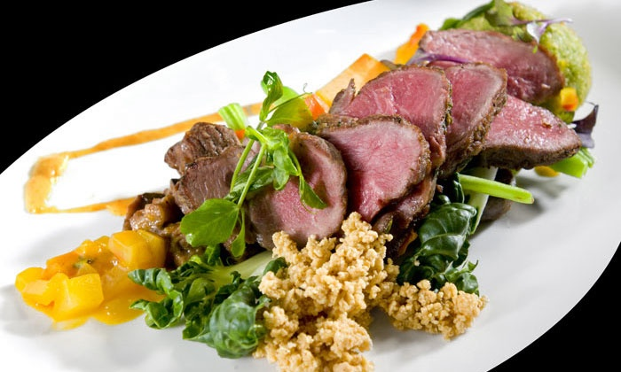 Seasons by Atlantica - Halifax: C$15 for C$25 Worth of Upscale Lunch for Two or More at Seasons by Atlantica