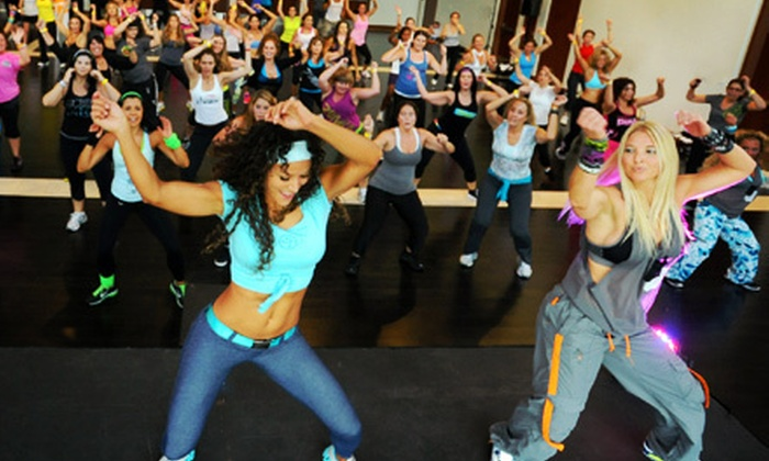Z Club NY - Multiple Locations: Three or Six Zumba Classes at Z Club NY (Up to 55% Off). Six Locations Available.