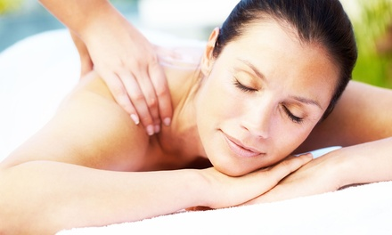 60- or 90-Minute Deep-Tissue, Swedish, or Sports Massage from John at Hair In Motion of New York (Up to 50% Off)