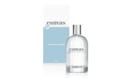 Canvas & Concrete Fragrance Primer for Men and Women; 3.4 Fl. Oz.