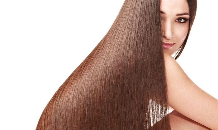 Jolie Salon & Day Spa - Blue Bell: Haircut and Conditioning Treatment with Optional Highlights or Color at Jolie Salon & Day Spa (Up to 65% Off)