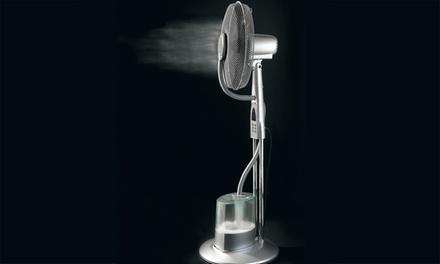 Ventilateur avec brumisateur humidificateur d'air AEG