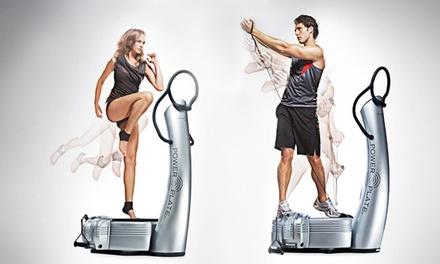 5er-Karte Training mit der Power Plate inkl. Roll- und Bandmassage bei BODYart Personal Fitness Lounge ab 24,90 €